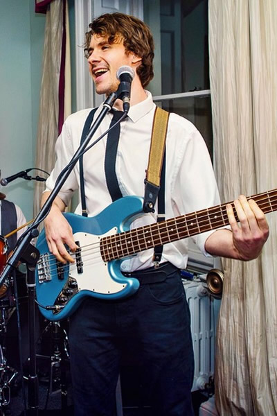 Gary O'Toole School of Music Sam Weston Bass Teacher