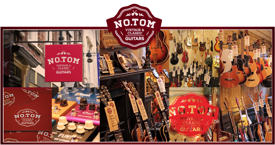 No.Tom Guitar Shop